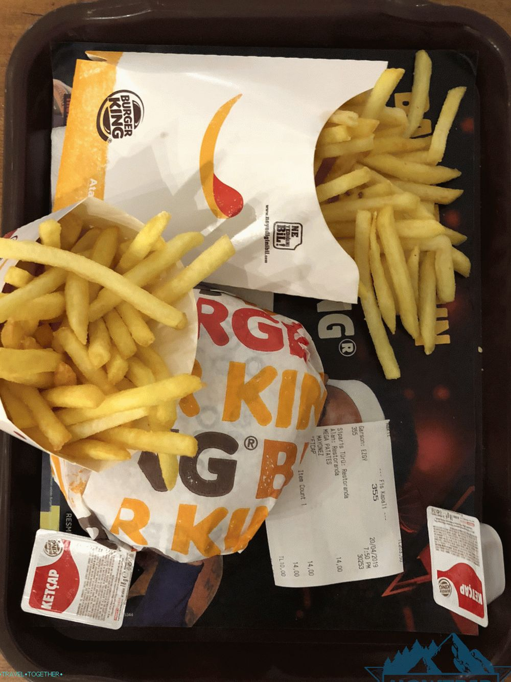 Летище Burger King Istanbul